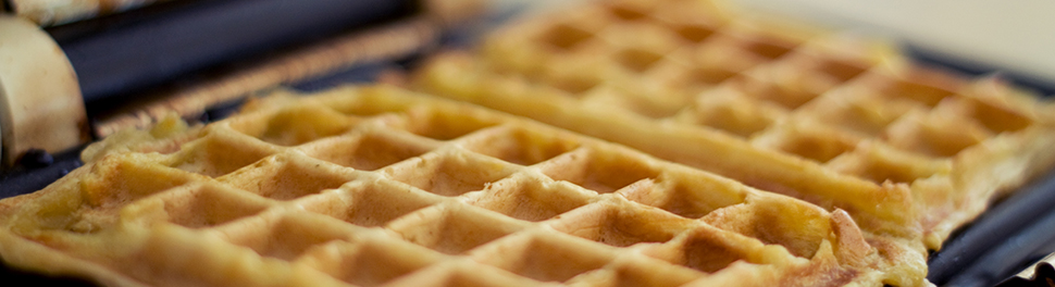 Our tip Protein Waffeln süß