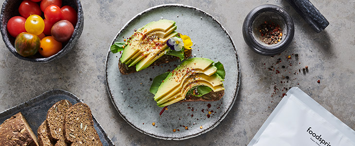 Recipe: Avocado and Beetroot Sandwich