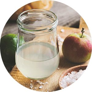 Valuable apple cider vinegar